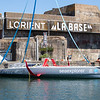 20 May 2020 - Malizia's launch at Lorient La Base