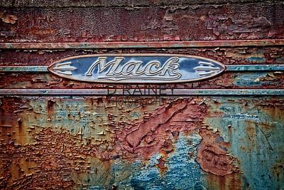 Color of Rust - Mack