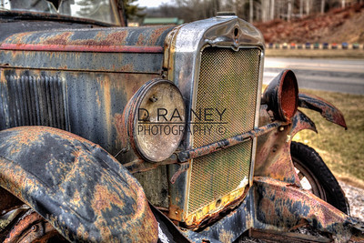 Color of Rust - Franklin Truck