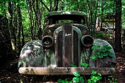 Color of Rust - Pontiac