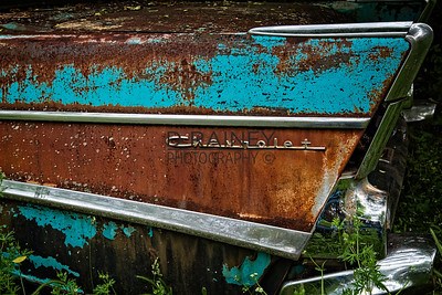Color of Rust - Chevy Fin