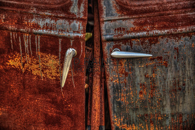 Color of Rust - Suicide Doors
