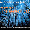 Music by Wolfgang Amadeus Mozart<br />  Libretto by Emanuel Schikaneder<br /> English singing translation by Andrew Porter<br /> Artistic Director: Douglas Anderson<br /> Guest Conductor: Jeffrey Rink<br /> Production Manager: Mary Longey<br /> Chorusmaster: Susanne Peck<br /> Lighting Designer: Neil Curtis<br /> Costume Designers: Debra Anderson, Mary Kay Dempewolff, Kate Tilton<br /> Set Designer: Douglas Anderson<br /> Technical Director: Bill Friml<br /> Scenic Artist: Elinor Steele Friml<br /> Properties: Kate Tilton, Gale Hurd<br /> Photographer: Max Kraus<br /> <br /> PRESENTED:<br /> Town Hall Theater<br /> Middlebury, Vermont<br /> October 13, 14 (matinee performance for students), 14, and 15,  2016