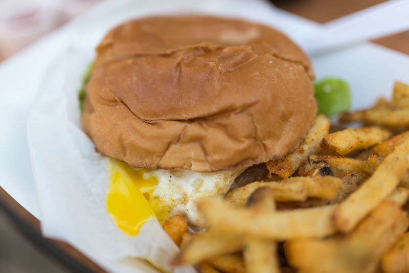 The Konjoe Burger