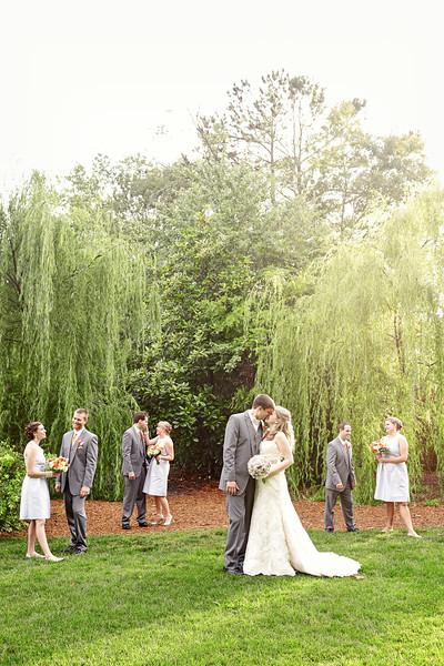 Tia & Trey - Wedding Day