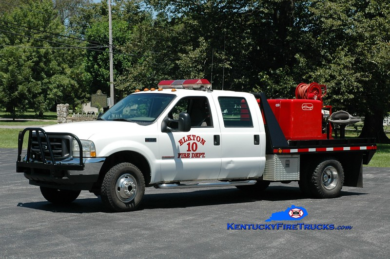 <center> Elkton  Brush 10  <br> 2003 Ford F-350/Marco Firecracker 250/200  <br> Greg Stapleton photo </center>