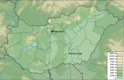 Kiskunsági National Park