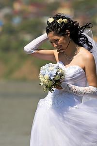 Siberian wedding