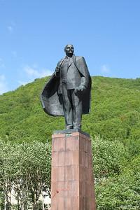 Lenin, Petropavlovsk