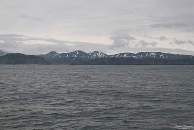 Kamchatka coastline