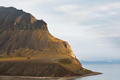 Bjørndalen, Longyearbyen