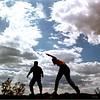 Odyssey Filming (Lightspeed) - 1995