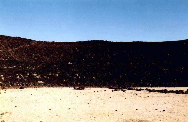 Inside Amboy Crater -1995