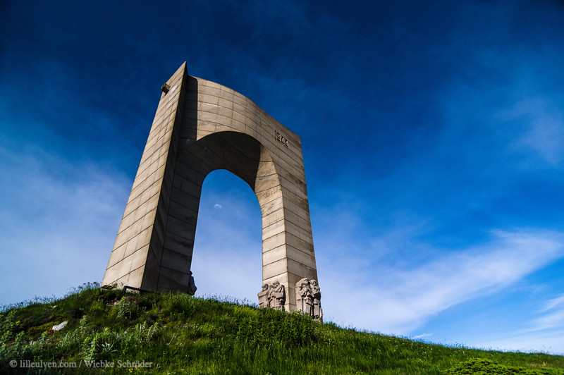 Arch of Freedom Monument