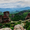 Belogradchik Rocks from Kaleto