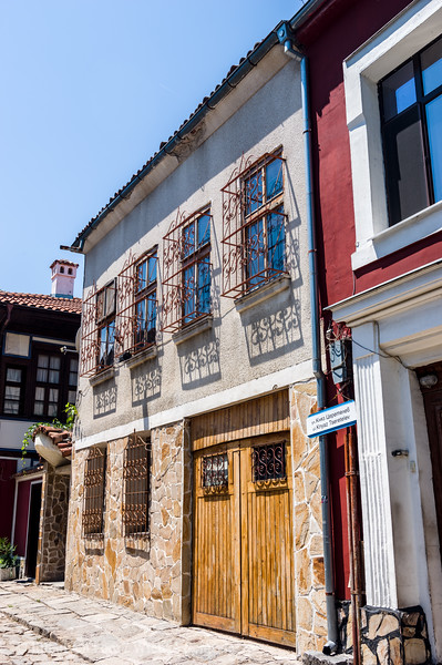 Revival style house in Plovdiv