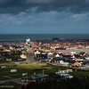 Hirtshals city