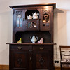 Antique china cabinett