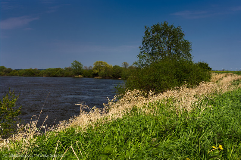 The River Weser