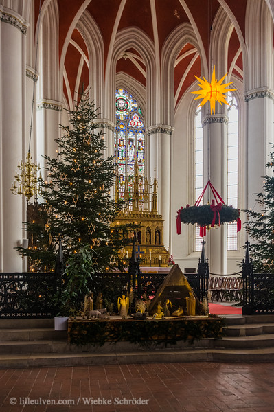 Christmas in the Cathedral of Verden