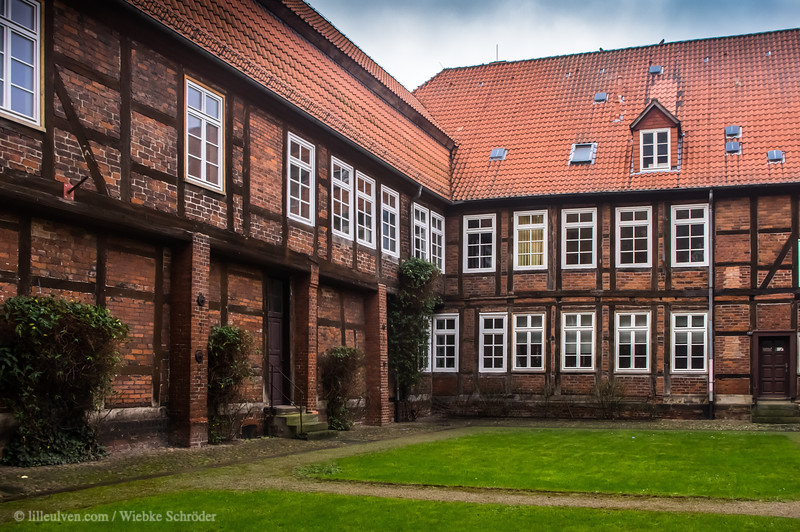 """<span class=""""wsc_subtitle"""">Verden (Aller), Niedersachsen, Germany</span>  The cathedral of Verden is the first gothic cathedral of Lower Saxony and it is the only one that is a episcopal church. It replaces two wooden churches, which burned down in 850 and 950 and two stone churches which suffered from the same fate in the 11th and 12th century. The building of today's cathedral was done in two construction stages, of which the first one lasted from 1290 until 1323 and the second one lasted from 1473 until 1490. The mainentrance is usually closed so the access is given through a side door from the Lugenstein, which then leads through a cloister. The architecture of this cathedral is based losely on the architecture of the cathedral of Reims and the cathedral of Minden.   <span class=""""wsc_subtitle_small""""> uuid=""""BF4E6E8E-E193-4946-A363-8B5F43EB426A"""" id=""""Germany lilleulven.com _Germany_Niedersachsen_Verden_(Aller)__20160101_132205_00038-2.dng Germany Lilleulven.com""""</span>"""
