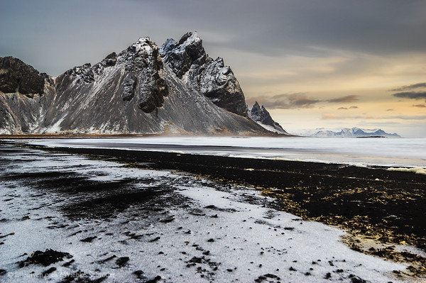 Photo of the month February 2021: Vestrahorn, Iceland