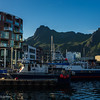 Svolvær city