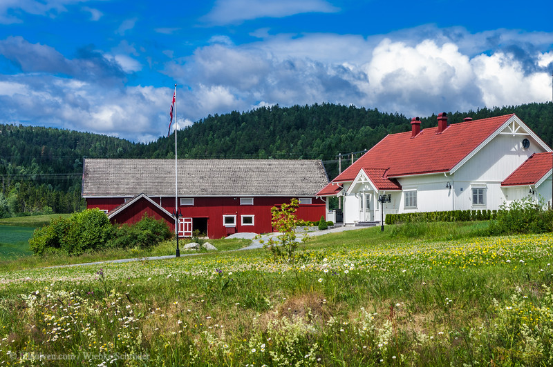 Farmhouse in Buskerud