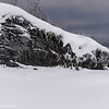 Winterday in the Mountains