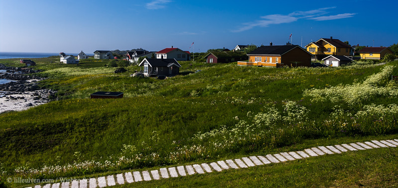 Summerhouses near Ramstad
