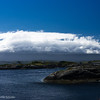 Coastline along the Atlaterhavsveien (Atlantic Ocean Road)
