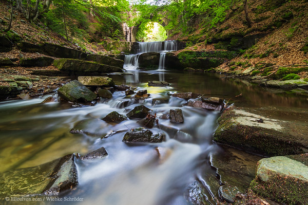 Cascading River in the Rhodope Mountains - a hidden gem of the Rhodope Mountains