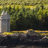 Culavullin, south of Duart Castle?