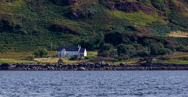 Coastline of Kerrera