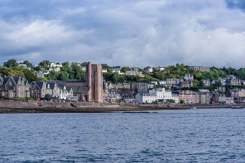 St. Columba's Cathedral and McCraig's Tower
