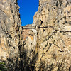 Bridge between mountains - Caminito del Rey