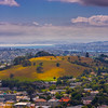 Mt. Hobson seen from Mt. Eden