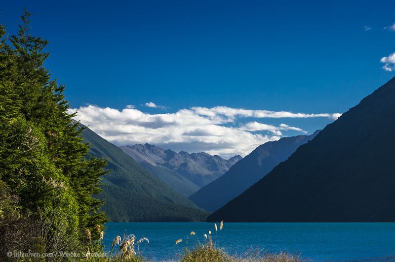 Lake Rotoiti in Saint Arnaud