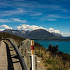 Lake Wakatipu looking toward Queenstown