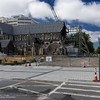 Christchurch's Anglicane Cathedral two years after the earthquake