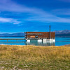 Powerstation of Lake Pukaki