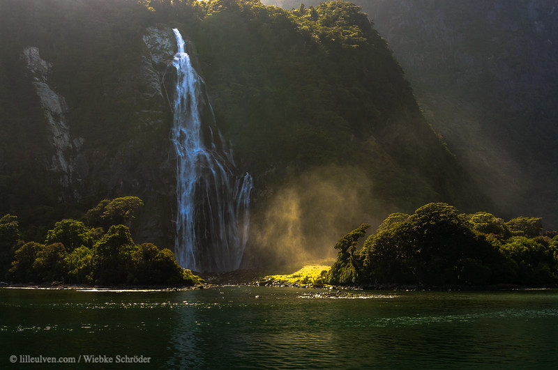 New Zealand's South Island - Te Wai Pounamu