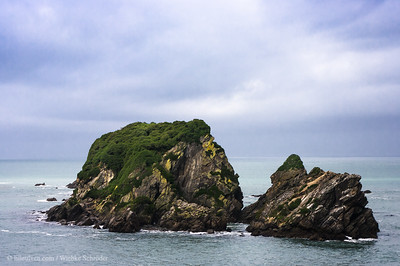 Cape Foulwind Rock