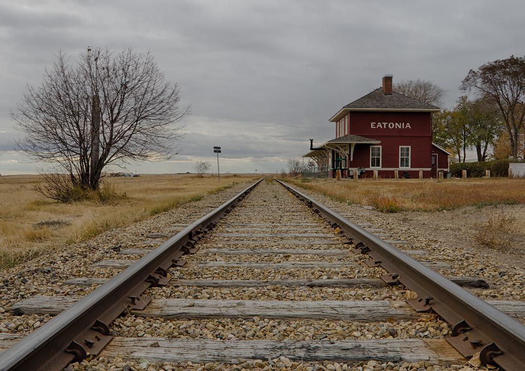 Desolate Tracks