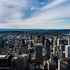 Seattle from the Sky View Observatory