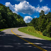Natchez Trace Parkway near Leapers Fork