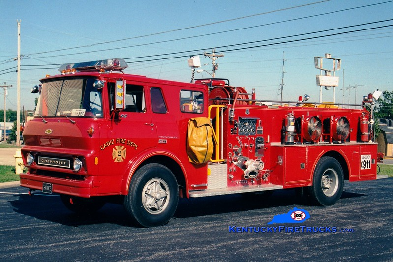 <center> Cadiz Engine 2 <br> 1976 Chevy/Howe 750/500 <br> Greg Stapleton photo </center>