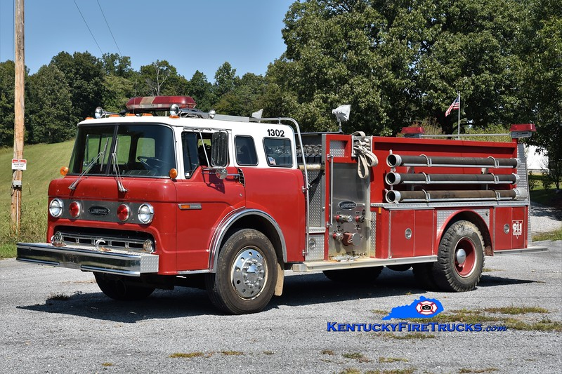 Linton  Engine 2<br /> 1985 Ford C-8000/E-One 1000/1000<br /> Greg Stapleton photo