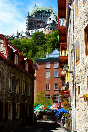 2005 - The Old City of Quebec