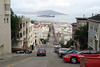 Jones Street, Russian Hill, San Francisco, CA, USA
